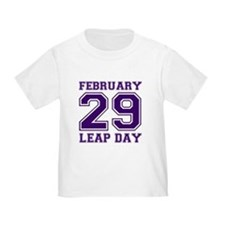 LEAP DAY T