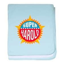 Super Harold baby blanket
