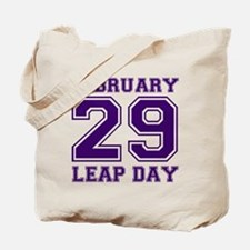 LEAP DAY Tote Bag