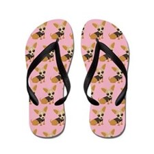 Chihuahua Dog Cute Flip Flops