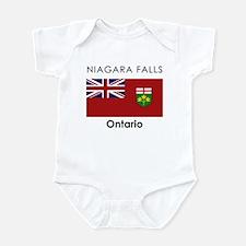 Niagara Falls Ontario Onesie