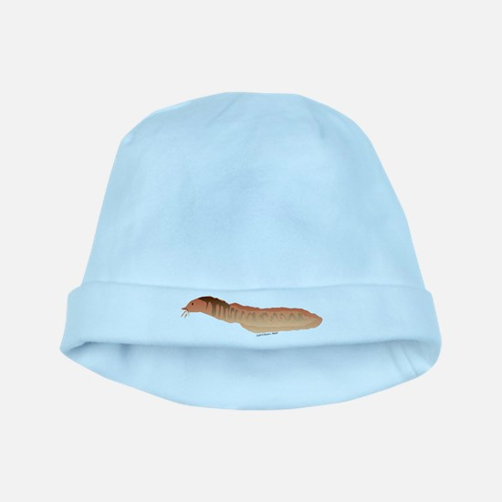 Hagfish jawless fish baby hat