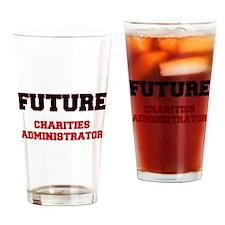 Future Charities Administrator Drinking Glass