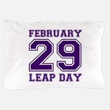 LEAP DAY Pillow Case