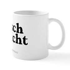GERMAN - BUTTHEAD Small Mug