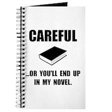 Careful Novel Journal