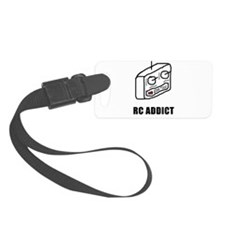 addict_rc2.png Luggage Tag