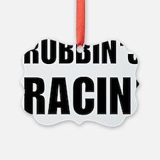 Rubbin's Racin' Ornament