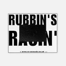 Rubbin's Racin' Picture Frame