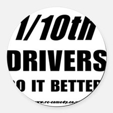 1_10.png Round Car Magnet