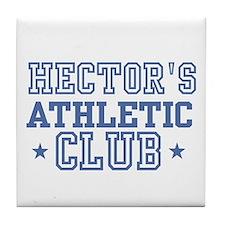 Hector Tile Coaster