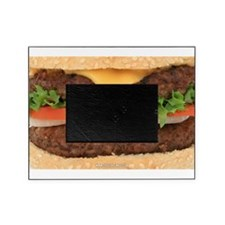 Hamburger Picture Frame