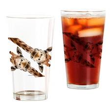 Giraffe Hangout Part 3 Drinking Glass
