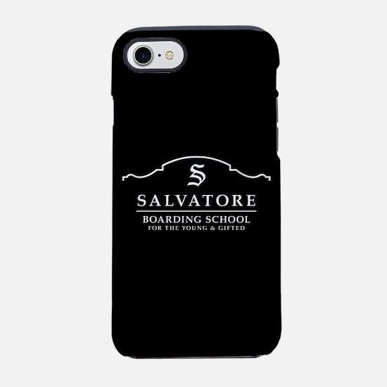 TVD Salvatore School iPhone 7 Tough Case