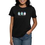 Holiday Design for Dark T-Shi Women's Dark T-Shirt