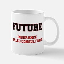 Future Insurance Sales Consultant Mug