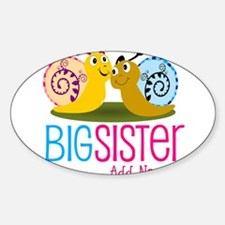 Add Name Big Sister Decal