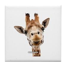 Hangover Movie Part 3 Giraffe Tile Coaster