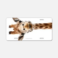 Hangover Movie Part 3 Giraffe Aluminum License Pla