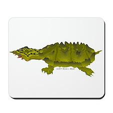 Matamata Turtle Amazon River Mousepad