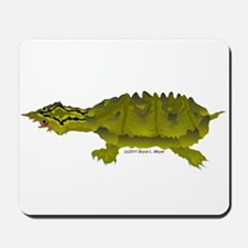 Matamata Turtle Amazon River Mousepad