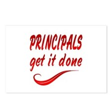 Principals Postcards (Package of 8)