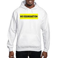 NO OBAMANATION Hoodie