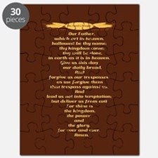 The Lords Prayer Wheat Puzzle