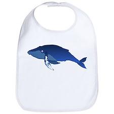 Humpback Whale (solo) Bib