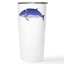Minke Whale Travel Mug
