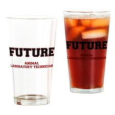 Future Animal Laboratory Technician Drinking Glass