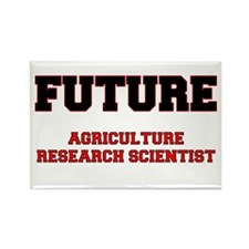 Future Agriculture Research Scientist Rectangle Ma