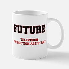 Future Television Production Assistant Mug