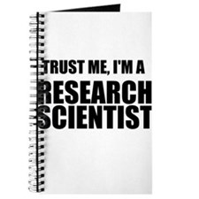 Trust Me, Im A Research Scientist Journal