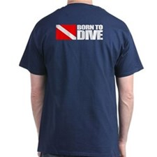 Born To Dive T-Shirt