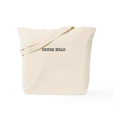 Crush Head Tote Bag