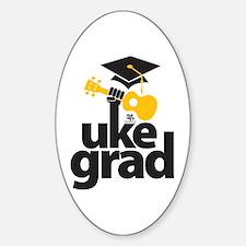 Uke Grad Decal
