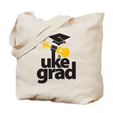 Uke Grad Tote Bag