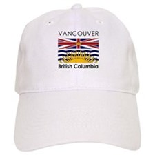 Vancouver British Columbia Baseball Baseball Cap