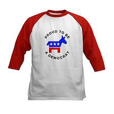 Proud Democrat (Front) Tee