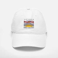 Victoria British Columbia Baseball Baseball Cap