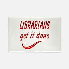 Librarians Rectangle Magnet