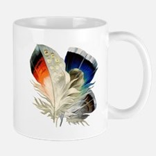 Feathers Small Small Mug