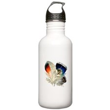 Feathers Water Bottle