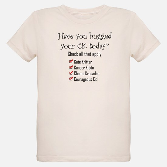 Have you hugged your CK T-Shirt