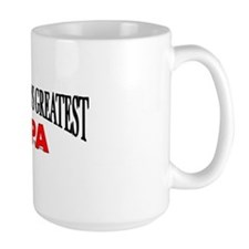"""The World's Greatest CPA"" Mug"