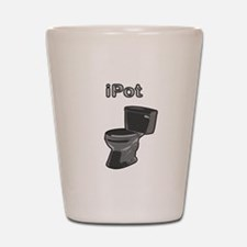 iPot Shot Glass