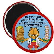 Balanced Breakfast Magnet