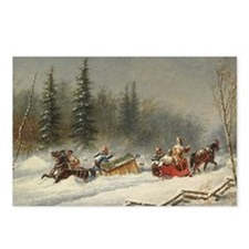 Snow Blizzard Postcards (Package of 8)