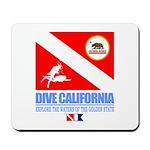 Dive California Mousepad